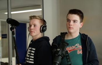 """Medienprojektzentrum Offener Kanal Gießen: """"Götterdämmerung"""" im MOK Gießen"""