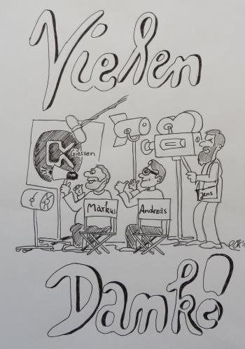 """Medienprojektzentrum Offener Kanal Gießen: """"Zwei Fliegen mit einer Klappe!"""""""