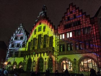 Medienprojektzentrum Offener Kanal Rhein-Main: Shine bright like a diamond oder Luminale 2018