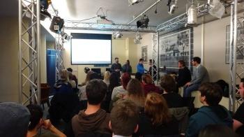 Medienprojektzentrum Offener Kanal Kassel: Abschlussveranstaltung Wir mischen mit 2017 im Offenen Kanal Kassel