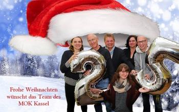 Medienprojektzentrum Offener Kanal Kassel: 25 Jahre MOK Kassel